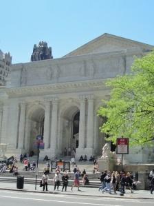 Biblioteca NY foto