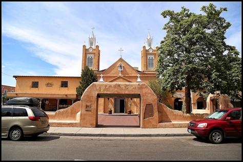 Albuquerque iglesia