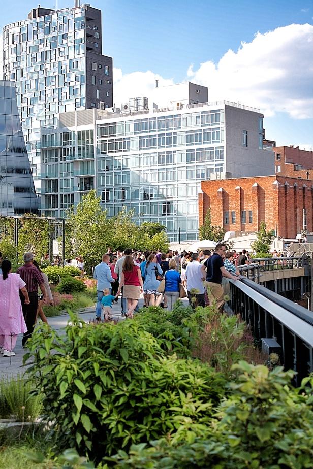 High Line denuevayorkhastalosangeles