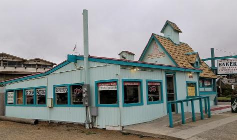 MorroBay Cafetería