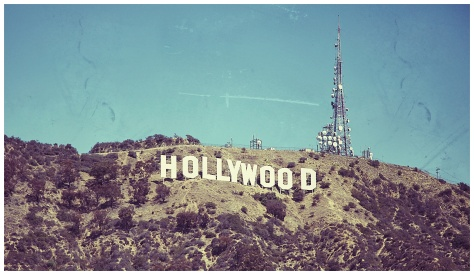 Hollywood letrero