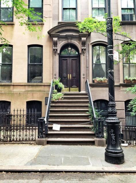 Casa Carrie Sexo en Nueva York