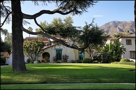 Beverly Hills 90210 house casa