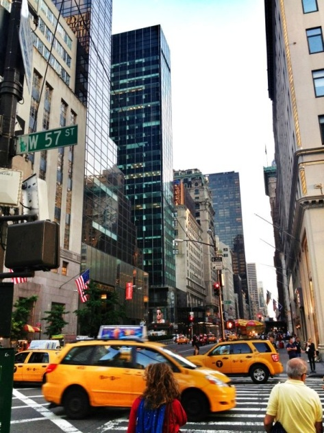 NY fifth Ave