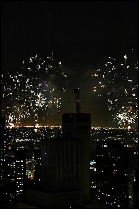 4 julio Nueva York